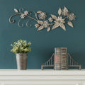 Floral River Bend Wall Decor