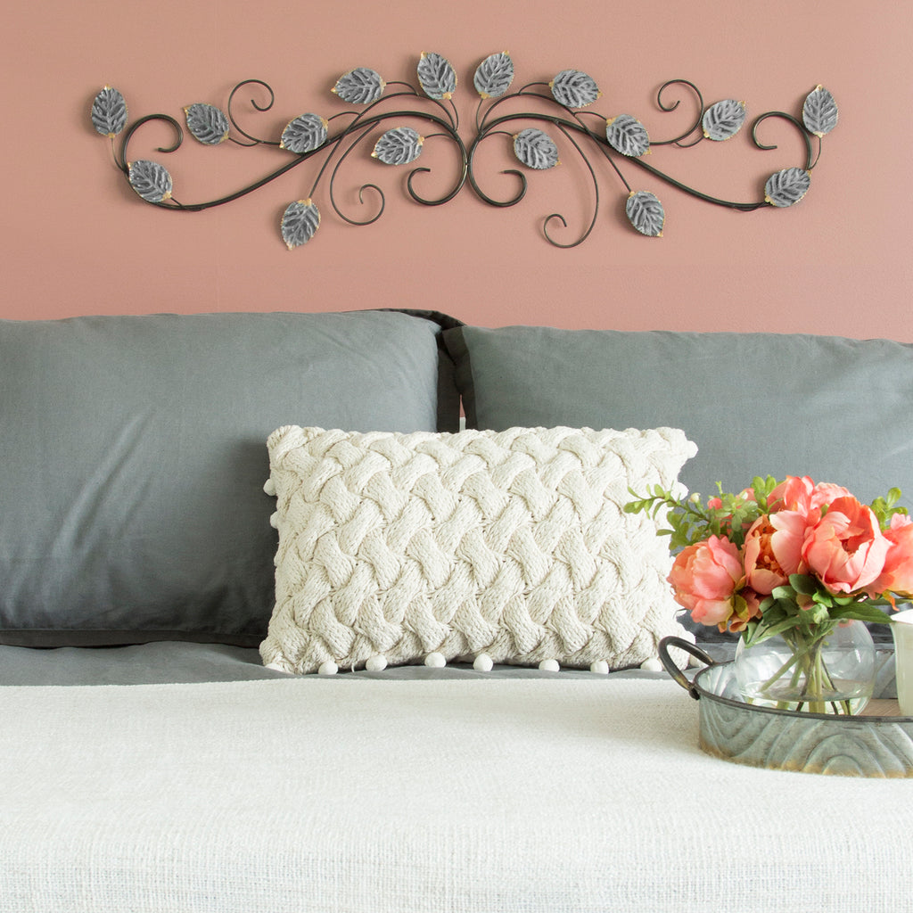 Stratton Home Decor Touch Of Gold Over The Door Wall Decor