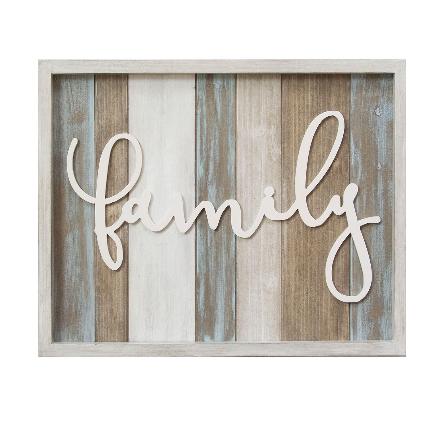rustic wood wall decor stratton home decor rustic quot family quot wood wall decor 11241