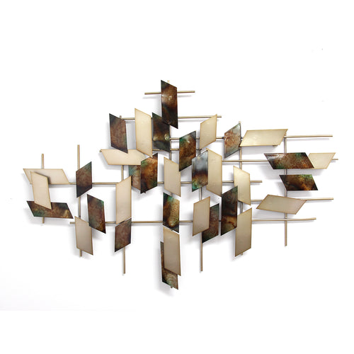 Modern Mosaic Wall Decor