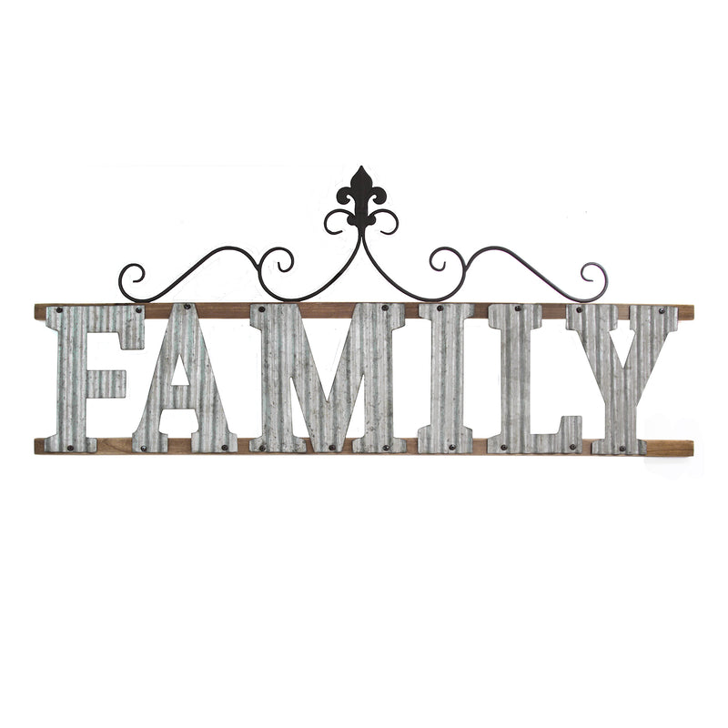 Family Wall Sign