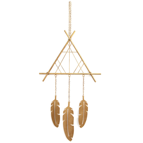 Metal Boho Dreamcatcher