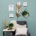 Boho Wall Feather