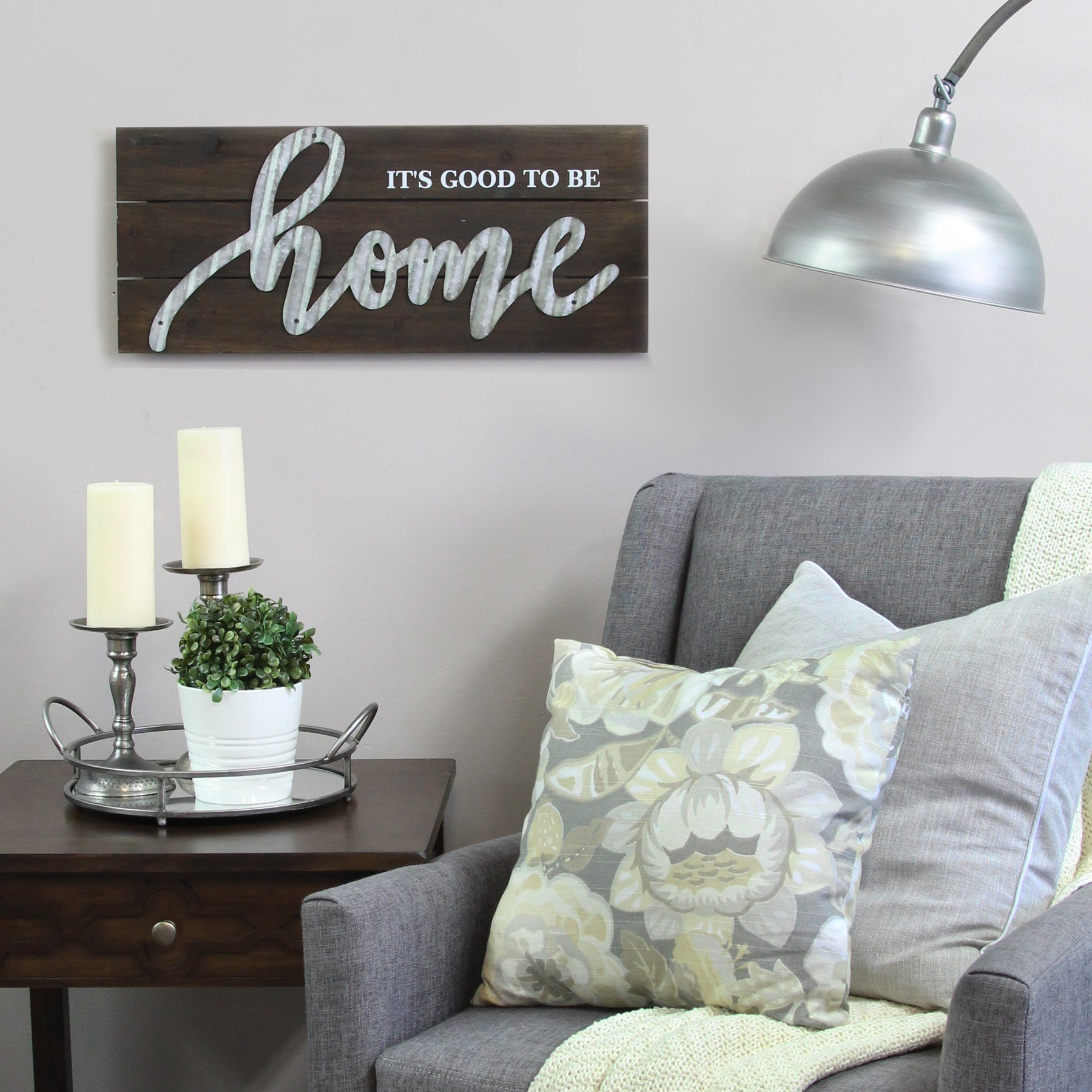 Stratton Home Decor Its Good To Be Wall Art