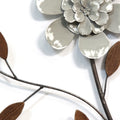 Stratton Home Decor Simple Floral Wall Decor