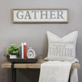 Stratton Home Decor Frame Gather Wall Decor