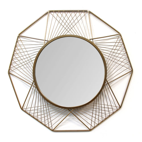 Stratton Home Decor Virginia Mirror