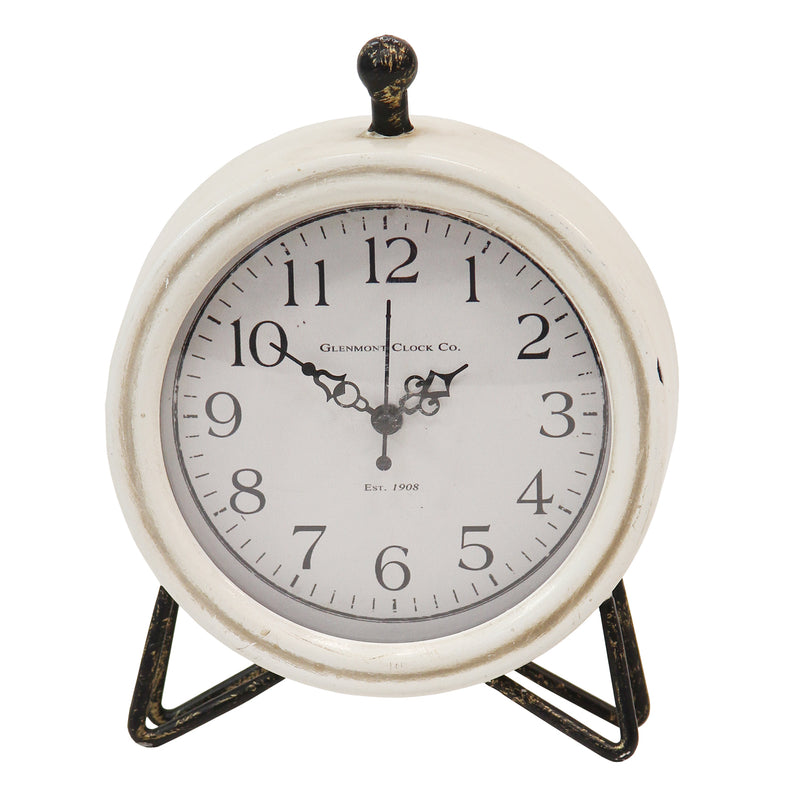 Stratton Home Decor Jose Table Clock
