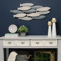 Stratton Home Decor School of Fish Wall Decor