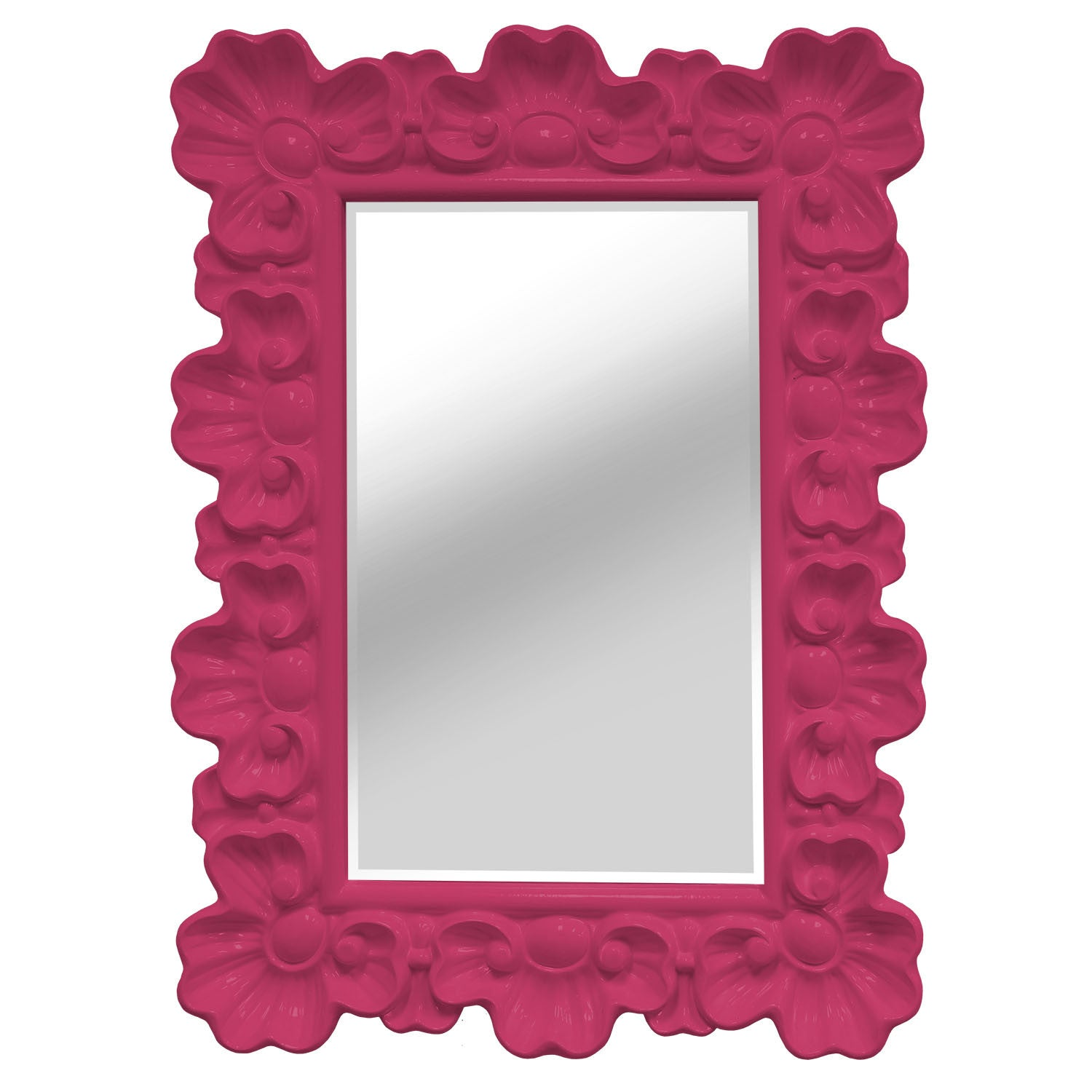 Pink Wall Mirror mirrors – stratton home decor