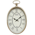 Stratton Home Décor Elegant Wall Clock