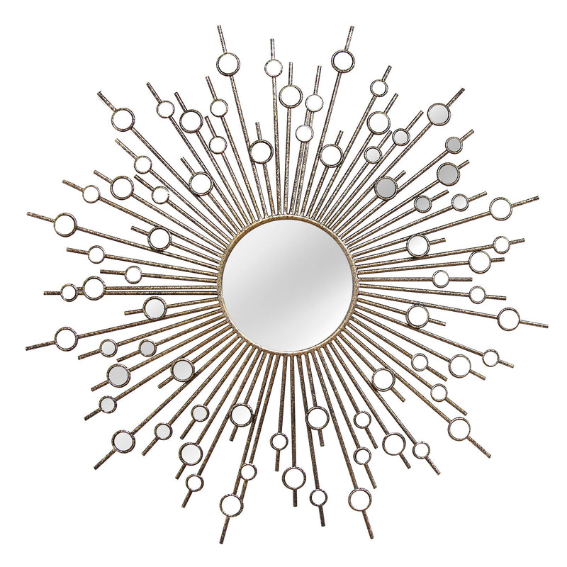 Stratton Home Décor Sunburst Mirror