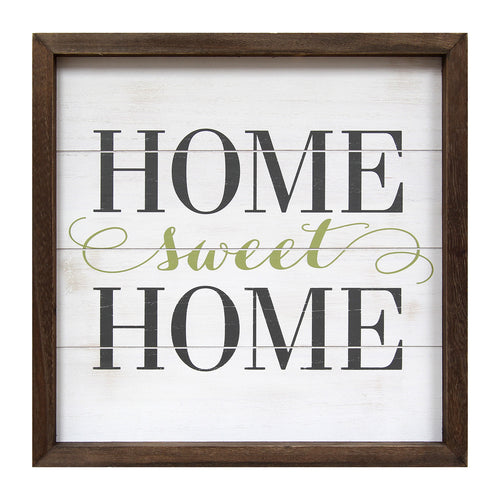 Stratton Home Décor Home Swee Home Wall Art