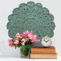 Shabby Medallion Wall Decor