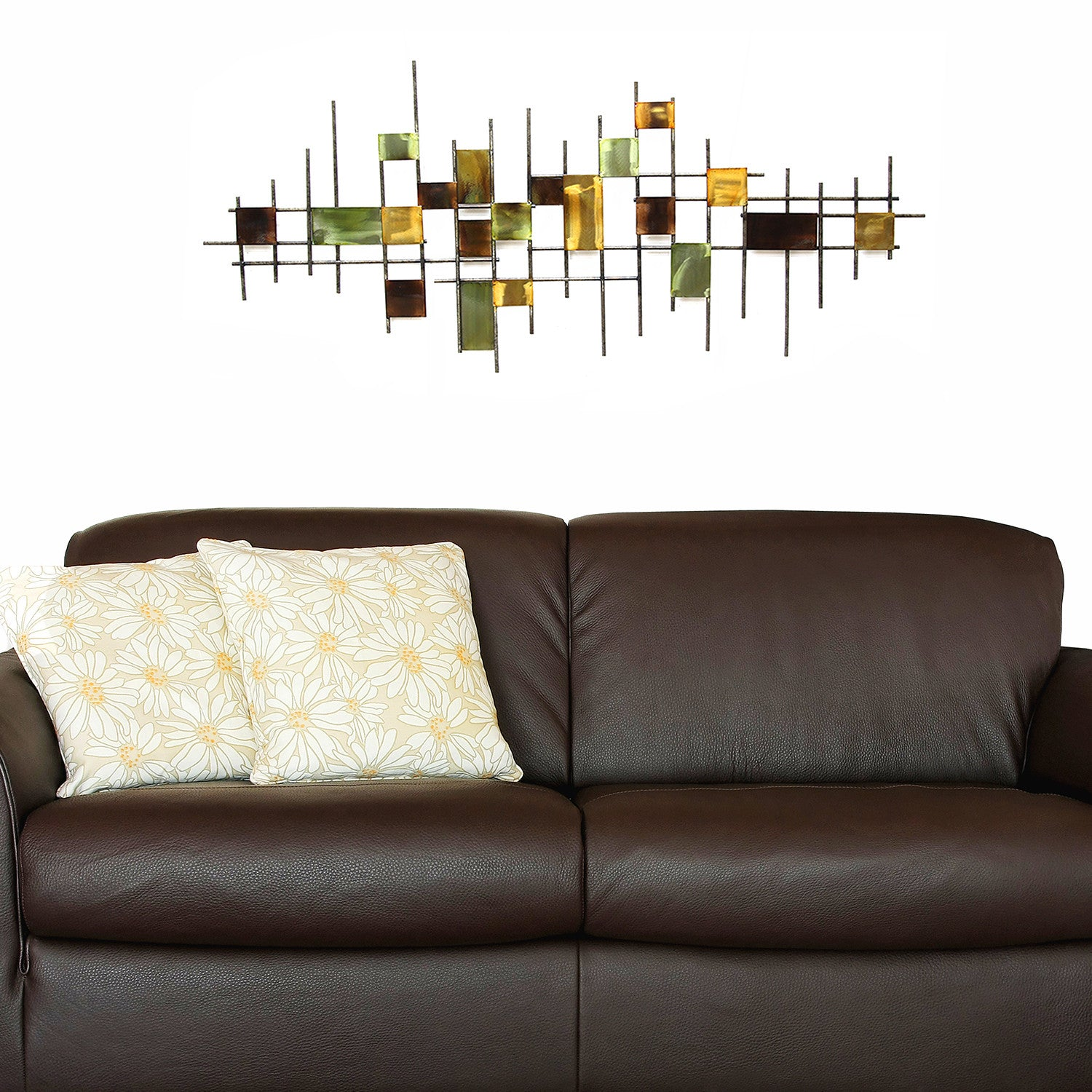 Modern Geometric Statement Wall Dcor Stratton Home Decor