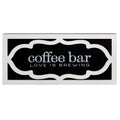 Stratton Home Decor Coffee Bar Love is Brewing Wall Decor
