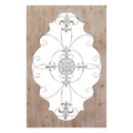 Stratton Home Decor Farmhouse Scroll Panel