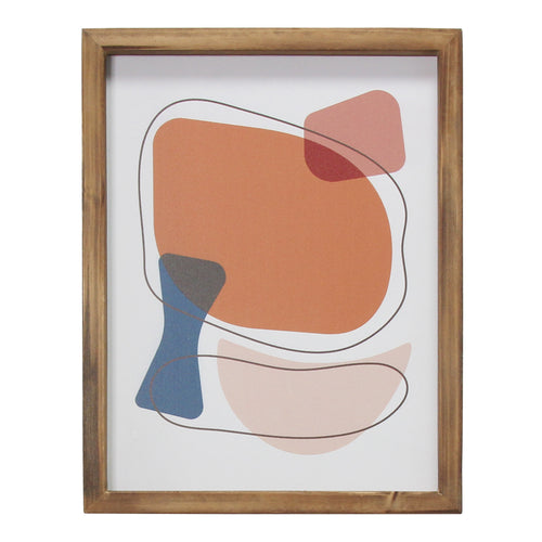 Stratton Home Decor Mid Century Modern Framed Wall Art l