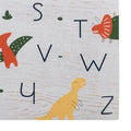 Stratton Home Decor Dinosaur ABCs Wall Art