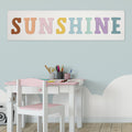 Stratton Home Decor Rainbow Sunshine Wall Art