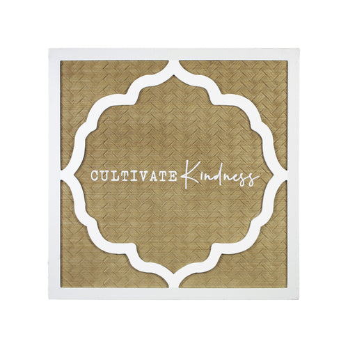 Stratton Home Decor Cultivate Kindness Wall Art
