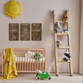 Stratton Home Decor Be Brave Little Lion Wood Kid Wall Art