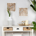 Stratton Home Decor Laser-cut Tropical Leaves I Wall Decor