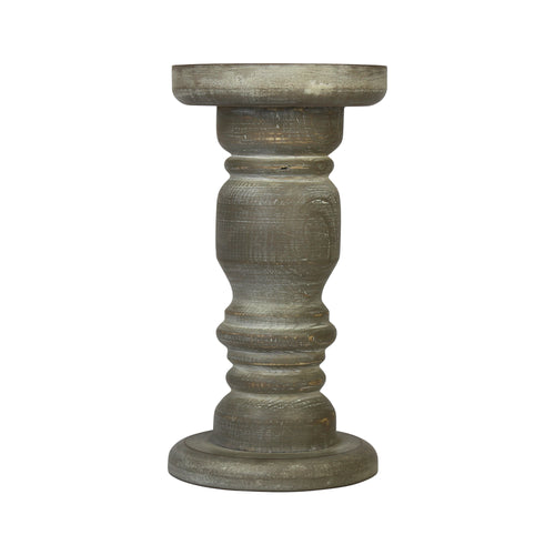 Stratton Home Decor Rustic Candle Holder