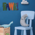 Stratton Home Decor RAWR! Wall Art