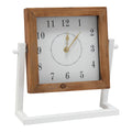 Stratton Home Decor Gavin Square Tabletop Clock