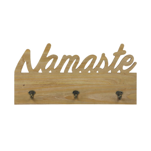 Stratton Home Decor Namaste Wall Hooks
