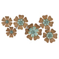 Stratton Home Decor Field of Flowers Centerpiece Wall Decor