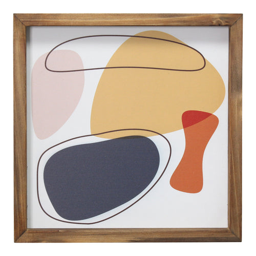 Stratton Home Decor Mid Century Modern Framed Wall Art ll