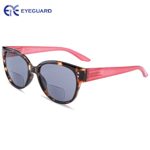 EYEGUARD Women Bifocal Sunglasses Sun-readers UV 400 Protection SR-0007