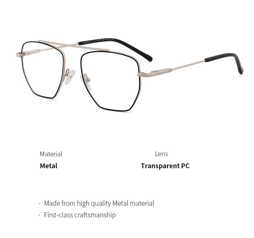 KANSEPT Glasses Frame Women Men Square Eyeglasses KL8365