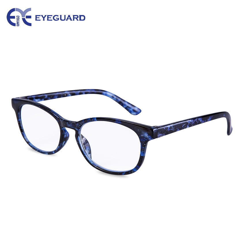 EYEGUARD Brand Women's Reading Glasses Anti-Reflective 4 Pack Quality Fashion L-1604