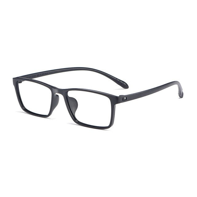 iboode Unisex Reading Glassses TR90 Square Anti Blue Ray Blue Light Blocking