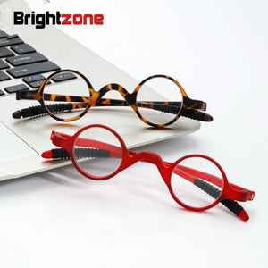 Unisex Portable Altra Light Reading Glasses TR90 Presbyopic Glasses Dipoter +1.0 To +4.0