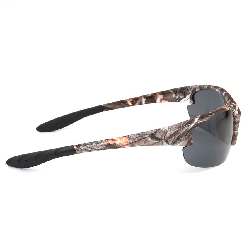 Camouflage Polarized Sunglasses Men Brand Designer Driving Uv400 Goggle Military Style N2219