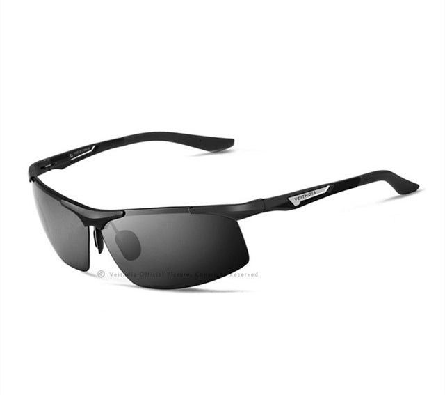 Veithdia Aluminum Magnesium Men'S Sunglasses Polarized Men Coating Mirror 6562