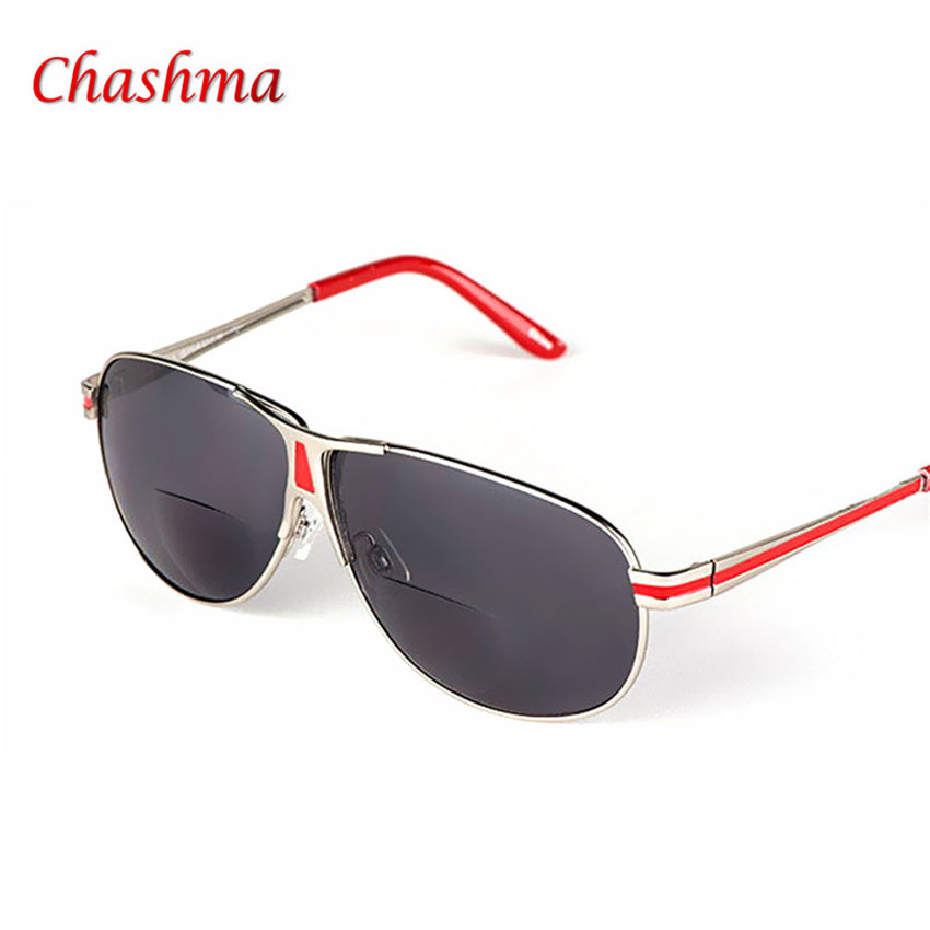 Bifocal Reading Glasses Unisex Diopter Glasses Male Polarized Sunglasses Presbyopic Eyeglasses +1.0+1.5+2.0+2.5+3.0+3.5