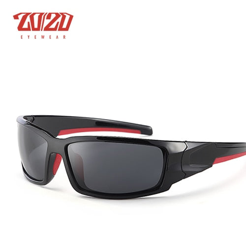 20/20 Brand Men's Polarized Sunglasses Top Quality Driving Travel UV400 PTE2117