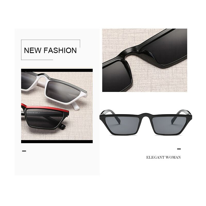 Shopaholic Women Flat Top Mirror Square Sunglasses