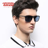 20/20 Brand Classic Polarized Sunglasses Men Driving Tr90 Frame Tr138