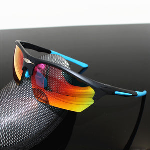 Robesbon Brand Outdoor Sports Sunglasses Uv400 Men Women Climbing Running