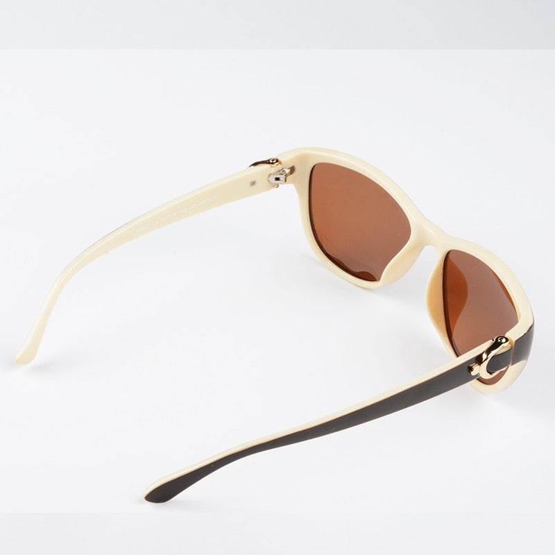Eyecrafters Cat Eye Polarized Sunglasses Women Ec6083