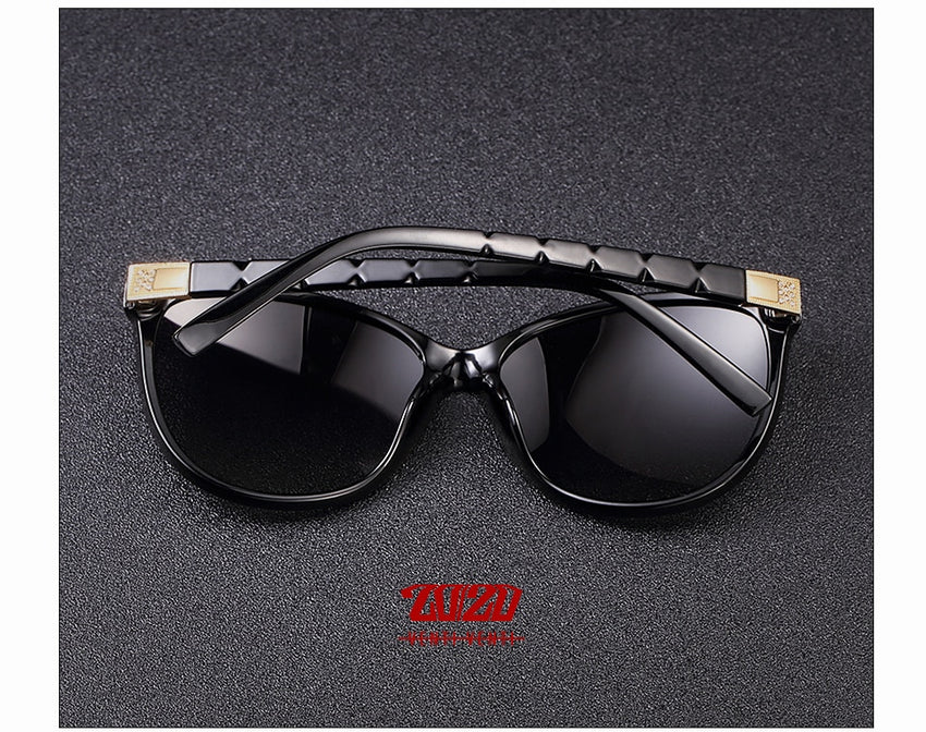 20/20 Brand Design Women Cat Eye Sunglasses Retro Style Polarized Pl337
