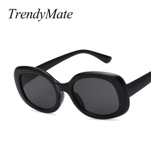 Trendymate Oval Sunglasses Women 5257M