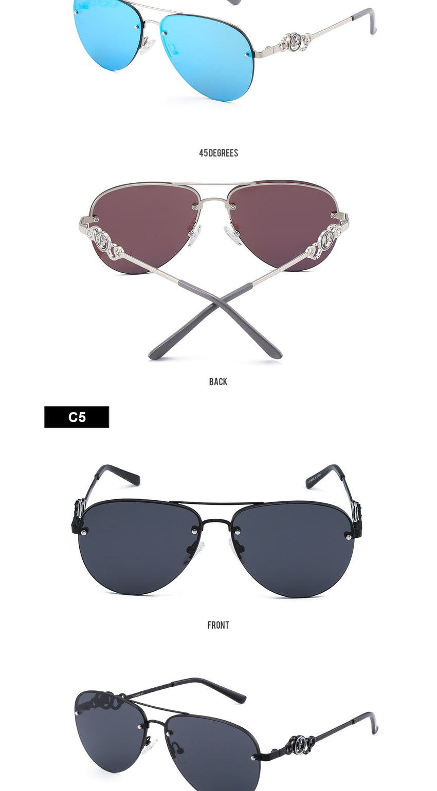 Fenchi Sunglasses Women Classic High Quality Fhd6054