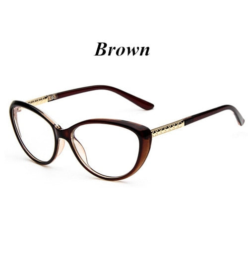 Kottdo Retro Cat Eye Glasses Sexy Optical Glasses Women Prescription Glasses Men Cheap Eyeglasses Frame Computer Glasses 2913